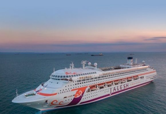 Jalesh Launches Luxury on the High Seas